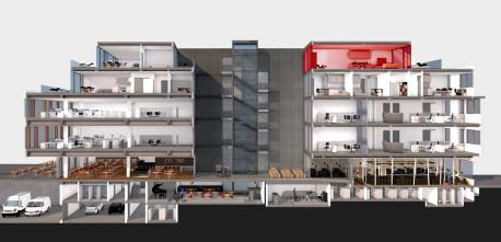 Wohnung 4, 4.OG Nord, Marienplatz